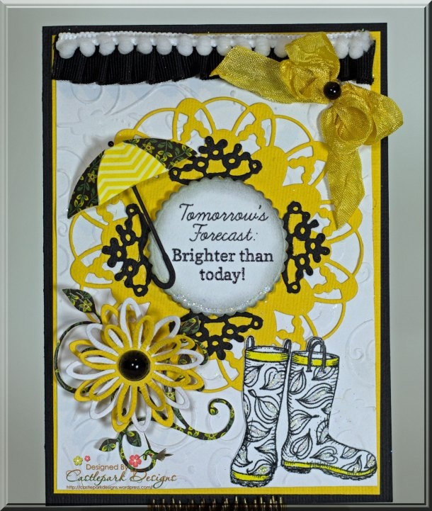 Cute Spring Card