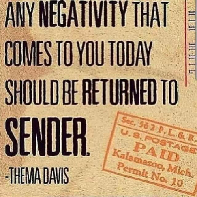 26 Best No Negativity Here Images On Pinterest