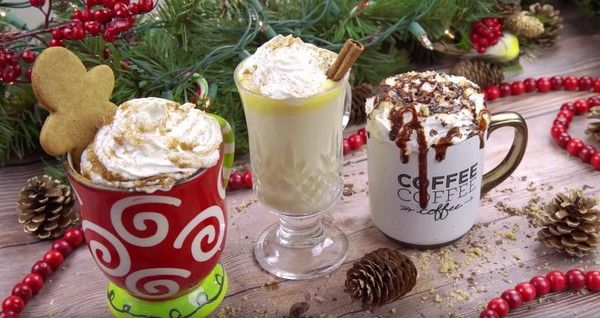 3 Starbucks Holiday Drink Copycat Recipes Perfect For Skipping The Line