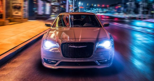 2018 Chrysler 300c Specs