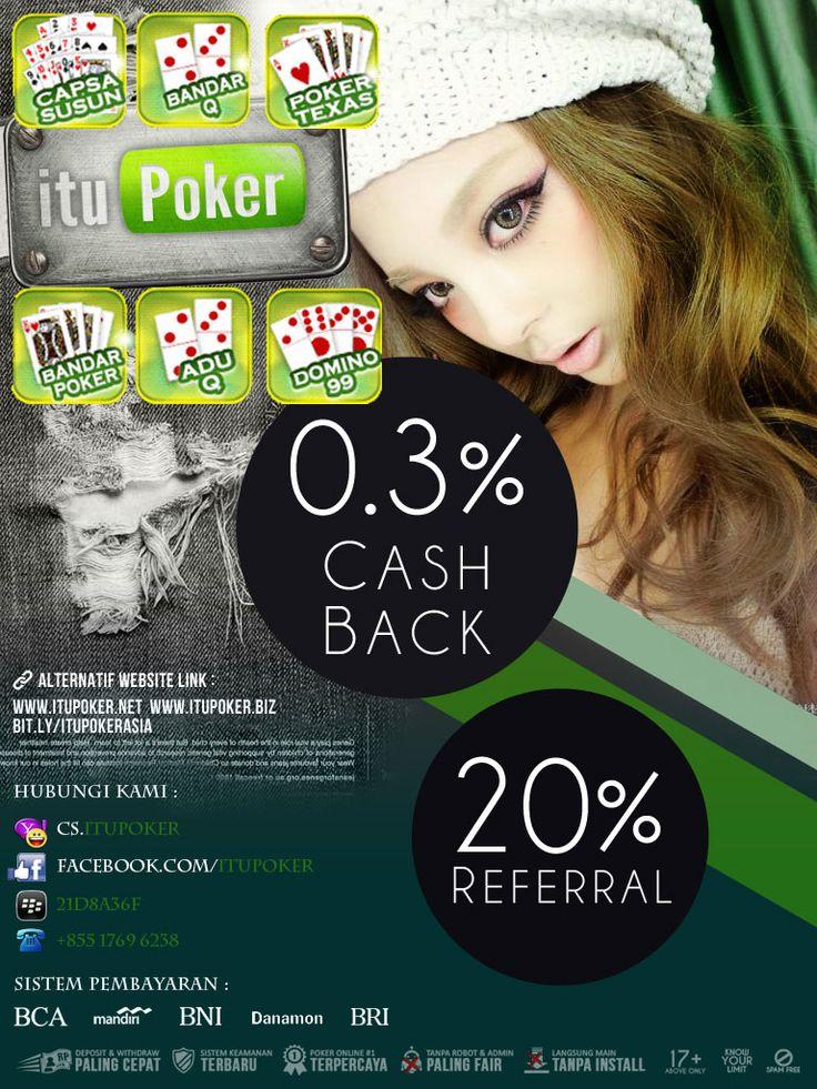 Agen BandarQ ituPoker ===================== www.ituPoker.net Agen BandarQ Domino99 Judi Capsa Susun AduQ Main Jadi Bandar Poker