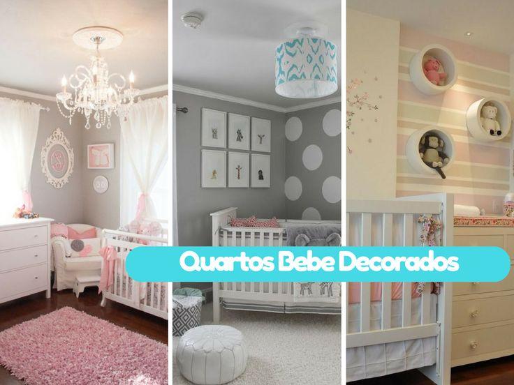 Quartos de Bebés - http://dicasdecoracao.net/quartos-de-bebes/