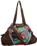 Desigual Women's Handbag Hobo Shoulder Bag Kaitlin - One Size - Multicolor - #purses #pursescheap #pursesinsale #handbags #handbagscheap #handbagsinsale #handbagsinclearance -   You can take this beauty anywhere! Desigual hobo handbag with vibrant co, www.LadiesStylish.com ... Lol. #Fashion