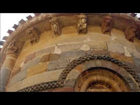 Fotos de: Palencia - Romanico - Pozancos - Iglesia de El  Salvador