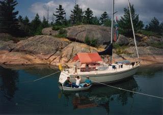 Fox Island   Ont