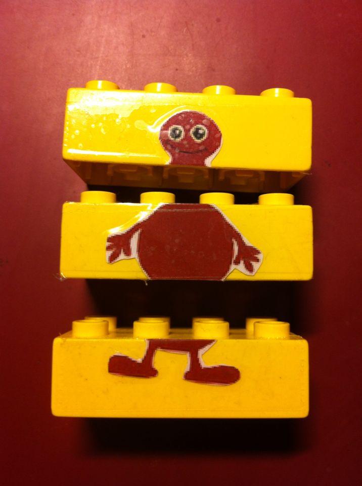 Babba Duplo Puzzle