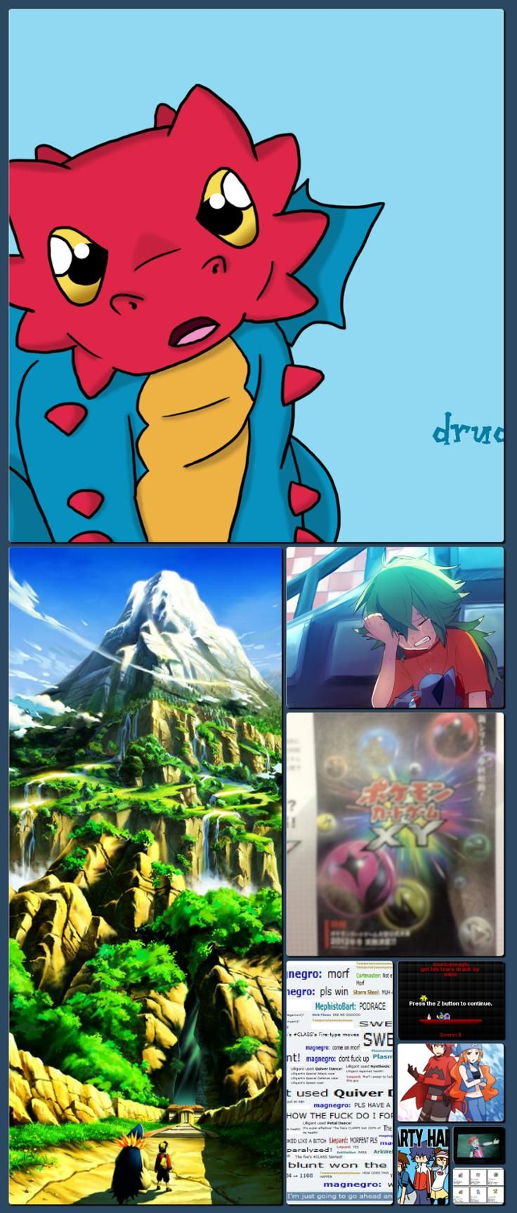 /vp/ - Pokémon [Collage made with one click using http://pagecollage.com] #pagecollage