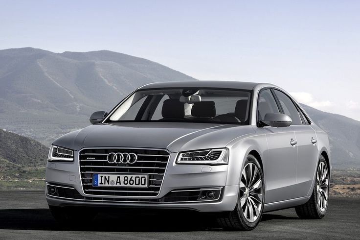 carro novo: Audi A8 2014