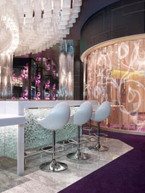 Vespers Bar in Cosmopolitan, Las Vegas