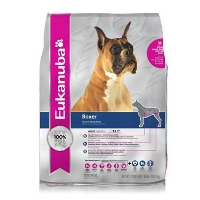 Eukanuba Boxer Dry Dog Food at http://diydogfood.com
