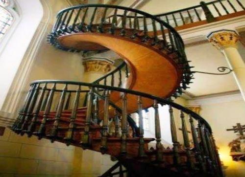 Un Enorme Misterio sin Resolver: La Escalera de San José