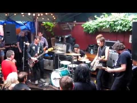 Band Music X: Destruction Unit Live at Union Pool in Brooklyn (P...