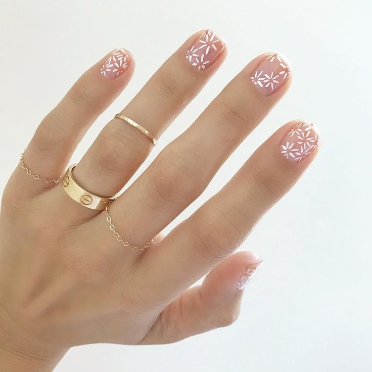 Spring and Easter manicures