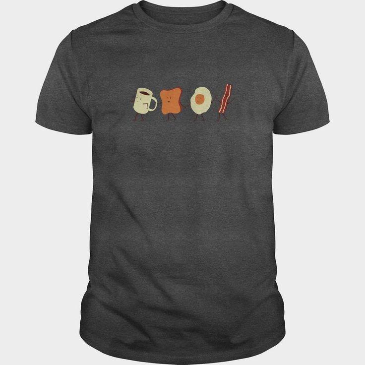 Bacon T Shirt Breakfast Dancing, Order HERE ==> https://www.sunfrog.com//Bacon-T-Shirt-Breakfast-Dancing-Guys-Dark-Grey.html?41088 #dancing #dancer #dancelovers #dancinglovers