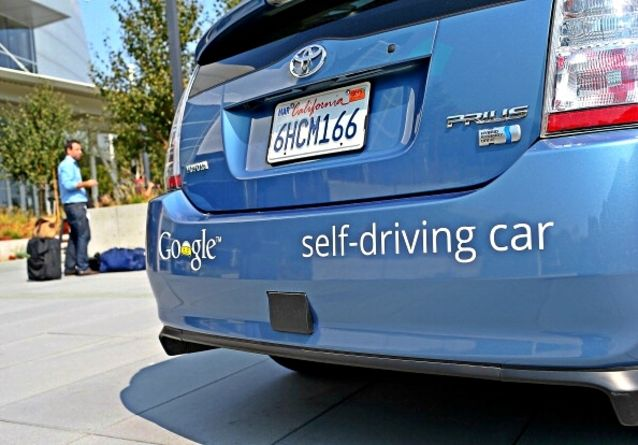 Google Tries to Make Its Cars Drive More Like Humans