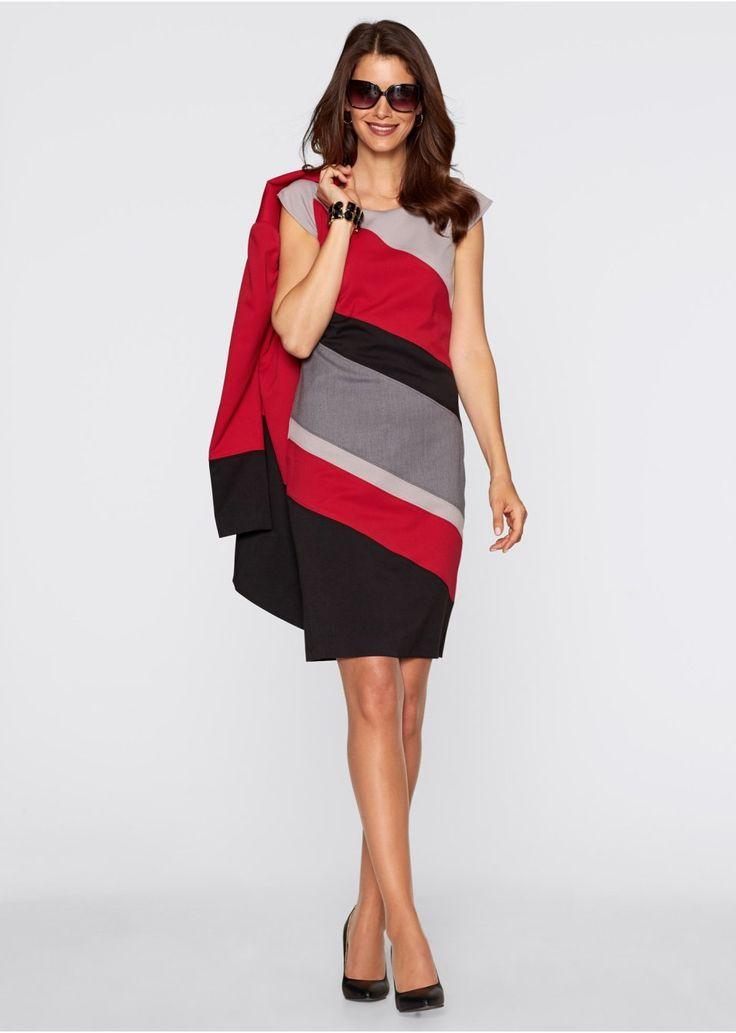 Sukienka ołówkowa Dopasowany do figury • 119.99 zł • bonprix