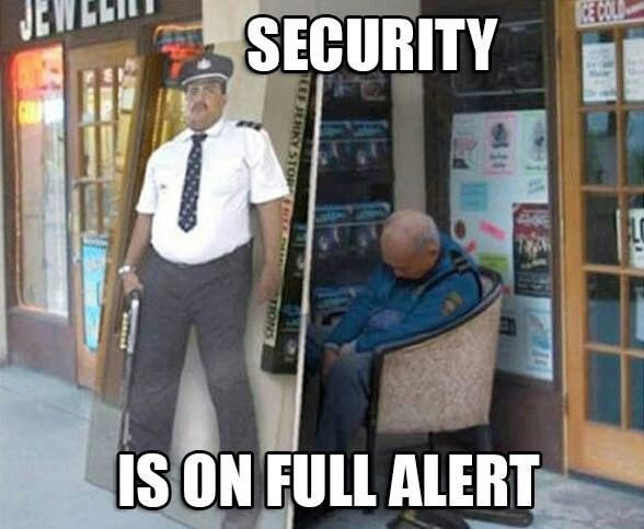 Why There Are So Many Levels To Security