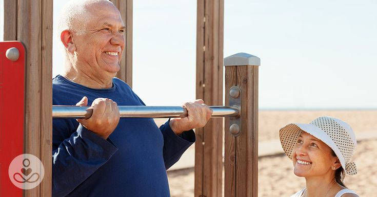 Playgrounds for older adults enhance exercise, lower loneliness