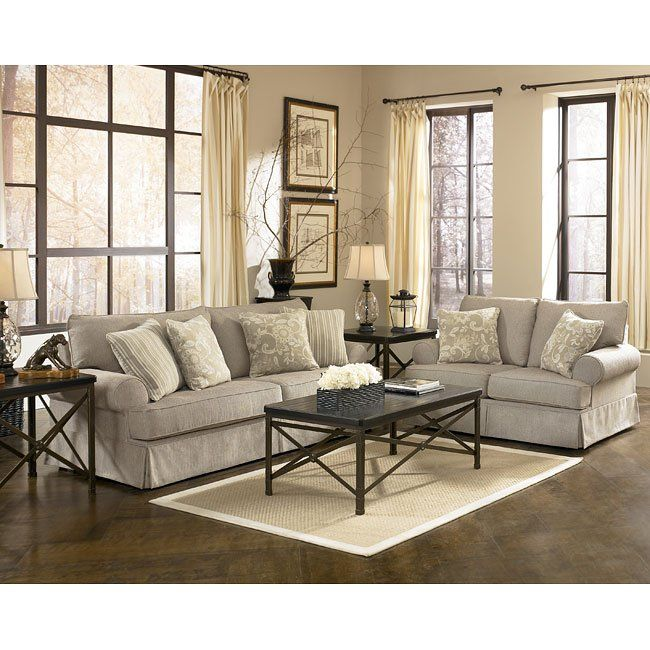 Candlewick Linen Living Room Set Living Room Sets French Country Living Room Traditional Living Room Furniture