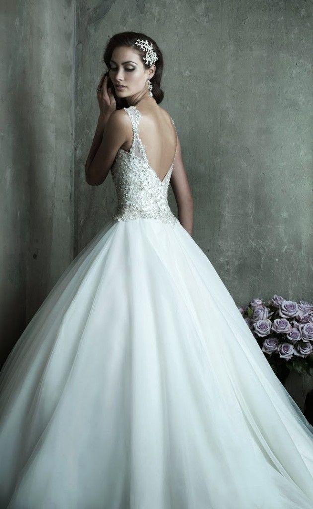 391 best wedding dresses images on Pinterest | Wedding inspiration ...