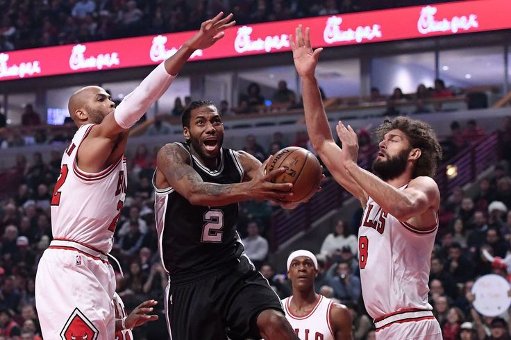 Bulls vs. Spurs Recap: Chicago Hands San Antonio First Road Loss of Season in 95-91 Victory