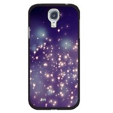 Y&M Aestheticism Fireworks Phone Case for Samsung Galaxy S4 (Black)