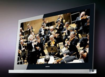 The Berlin Philharmonic via The Digital Concert Hall--Love it!
