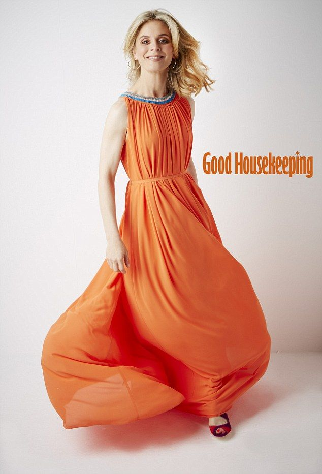 Silent Witness star Emilia Fox is the cover star of this month's Good Housekeeping magazi...