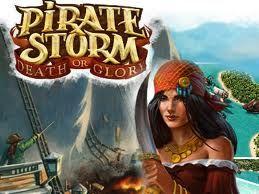 Sæt sejl i pirat spillet Pirate Storm som en simpel landkrabbe, - gør dit navn kendt på de 7 have. Du vil stige i rang for hver kamp, indtil du er en af de mest frygtede pirater på havet - jo mere dit navn bliver omtalt, des mere mere vil dit navn bringe kulde ind i de mest vejrbidte piraters hjerter.  http://www.piratestorm.dk/