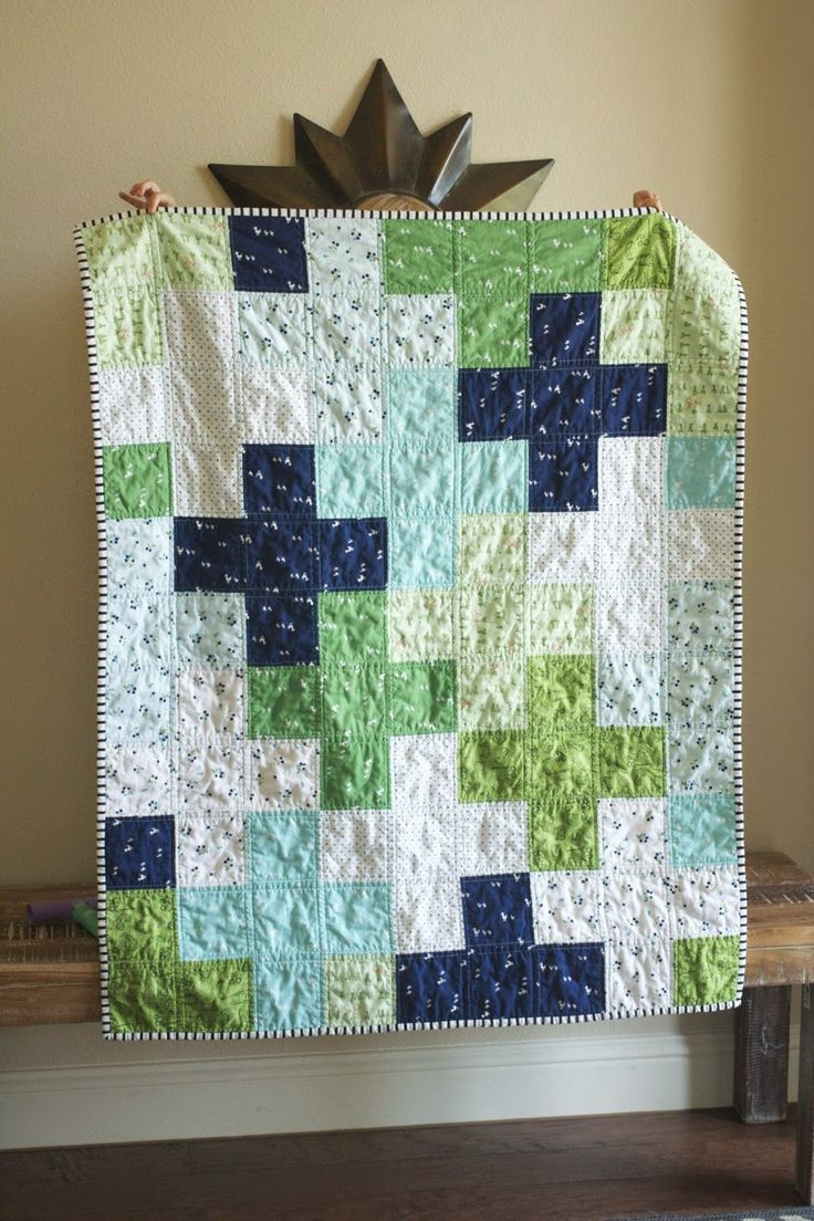 a quilt is nice: a plus quilt finished!