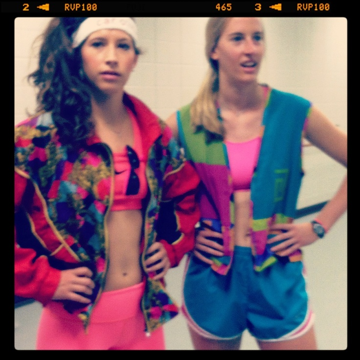 80's style! getting ready for Aug 28th home opener.