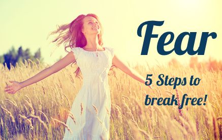 Fear - 5 Steps to break free!  Whether you are thinking about a career change or you already took the step, a new direction is likely to bring some level of fear and uncertainty.   Fear is the number one emotion that holds you back from living your true potential and getting the career of your dreams. Since starting my business, I have faced many types of fear and each time I had to find ways to overcome them. #fear #career #careercoaching