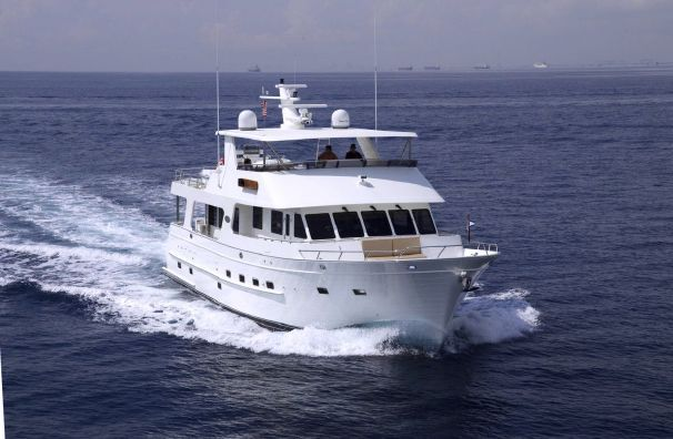 Outer Reef Yachts 730 LRMY - http://boatsforsalex.com/outer-reef-yachts-730-lrmy/ -                 Call for Price  Year: 2015Length: 73'Engine/Fuel Type: TwinLocated In: United StatesHull Material: FiberglassYW#: 74714-2682063Call for Price  Extended cruising in luxury and safety is the basic concept for an Outer Reef Yacht. All Outer Reef Yachts are built to open Ocean ...