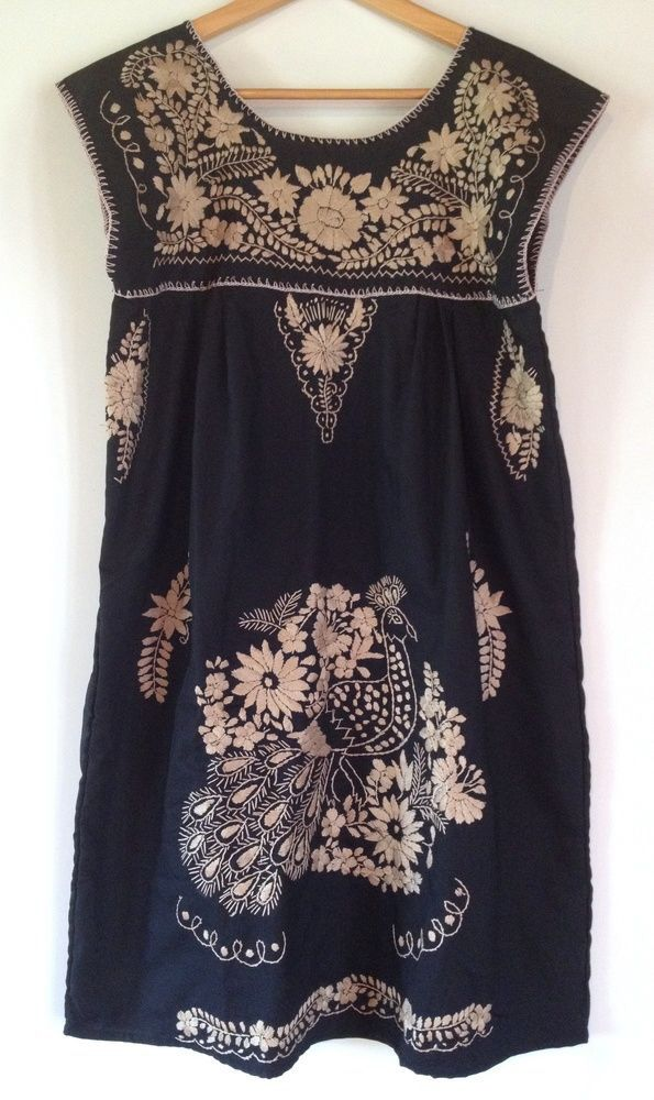 Stitch fix fashion trends 2016 Black and nude embroidered tunic top
