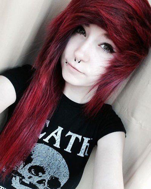 эмо рыжая девка фото - 14