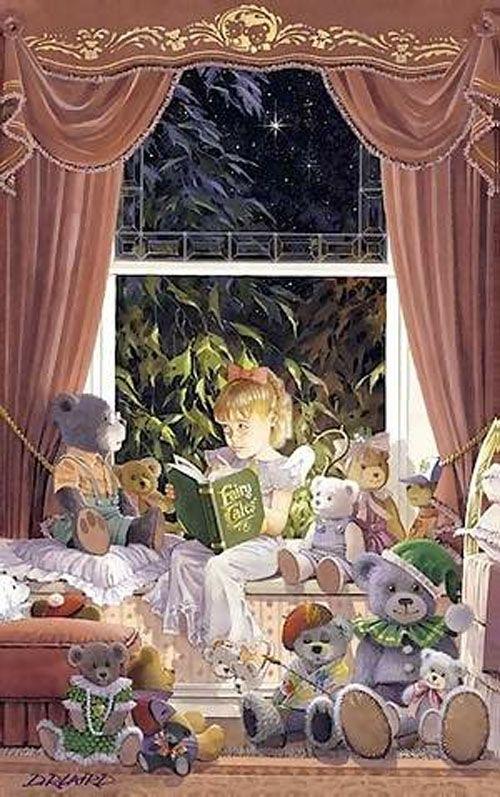 Douglas Laird   —  Fairy Tales  (500×797)