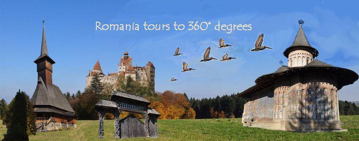 Beautiful romanian tour