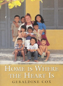 I saw Geraldine speak at a business function years ago and bought her book. This book has given me perspective. I would love to visit the orphanage in Cambodia and ultimately start a charity that helps kids in need.