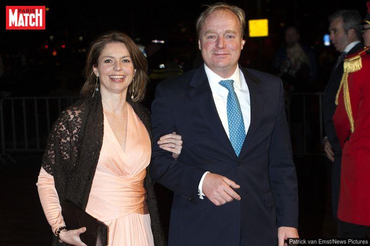 Carnet rose dans la famille royale néerlandaise. La princesse Annemarie de Bourbon de Parme a accouché de son troisième enfant.