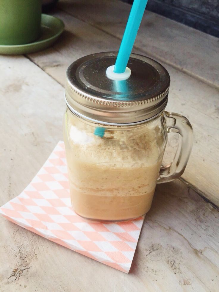 IJskoffie gezond en ongezonde versie