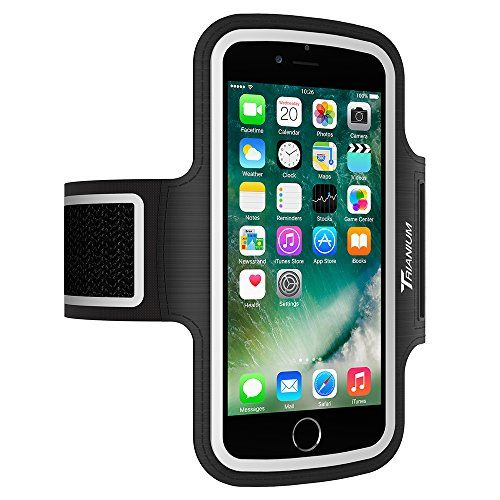 Trianium Armband For iPhone 7/6/6S Plus, LG G6 G5, Galaxy s8 s7 s6 Edge, Note 5 (fits Otterbox Defender / Lifeproof case) ArmTrek Pro Sport Exercise Running Pouch Key Holder - Hiking,Biking,Walking review - http://mobile-product-reviews.bestselleroutlet.net/trianium-armband-for-iphone-766s-plus-lg-g6-g5-galaxy-s8-s7-s6-edge-note-5-fits-otterbox-defender-lifeproof-case-armtrek-pro-sport-exercise-running-pouch-key-holder-hikingbikingwalking-re