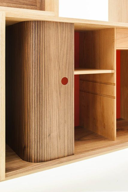 Cabinetry detail from Bahk Jong Sun | Artsy