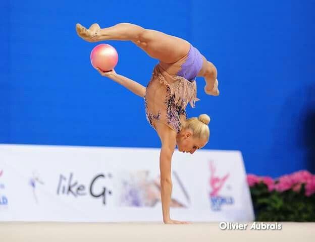 <<Yana Kudryavtseva (Russia) # World Cup 2016 # Pesaro>>
