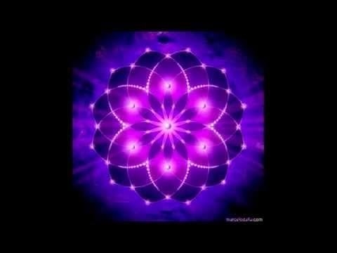 Chama Violeta 108 Invocações da Chama Violeta por Saint Germain - YouTube