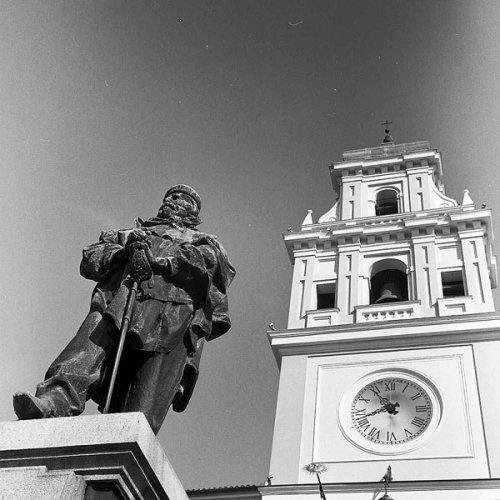 A Monument of Giuseppe Garibaldi in Italy  to learn more go to anitathemovie.com