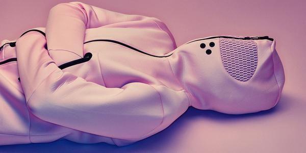 _Baker Miller Pink Hoodie | Vollebak