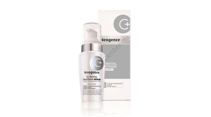 Neogence C-vitaminos revitalizáló bőrvilágosító szérum 30ml