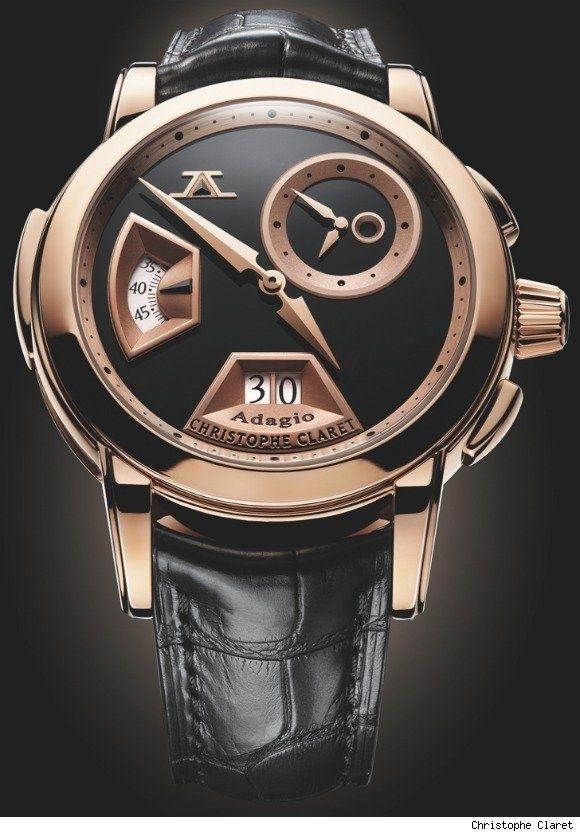Christophe Claret Adagio Watch