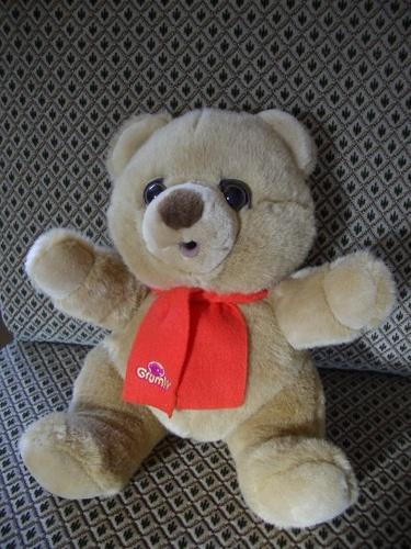 I love this Bear  #Grumly  #Advert