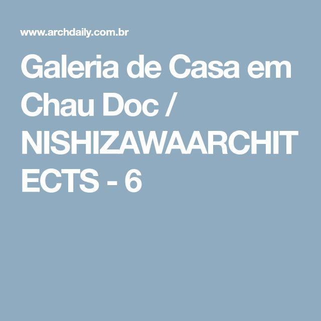 Galeria de Casa em Chau Doc / NISHIZAWAARCHITECTS - 6